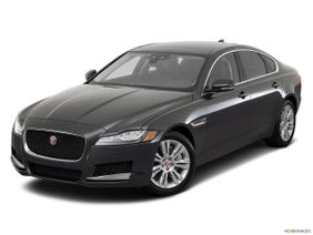 Jaguar XF 2020, United Arab Emirates, 2019 pics migration