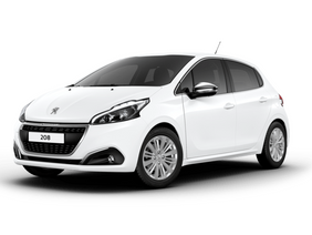 Peugeot 208 2020, United Arab Emirates