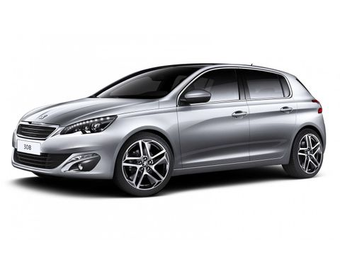Peugeot 308 2020, United Arab Emirates