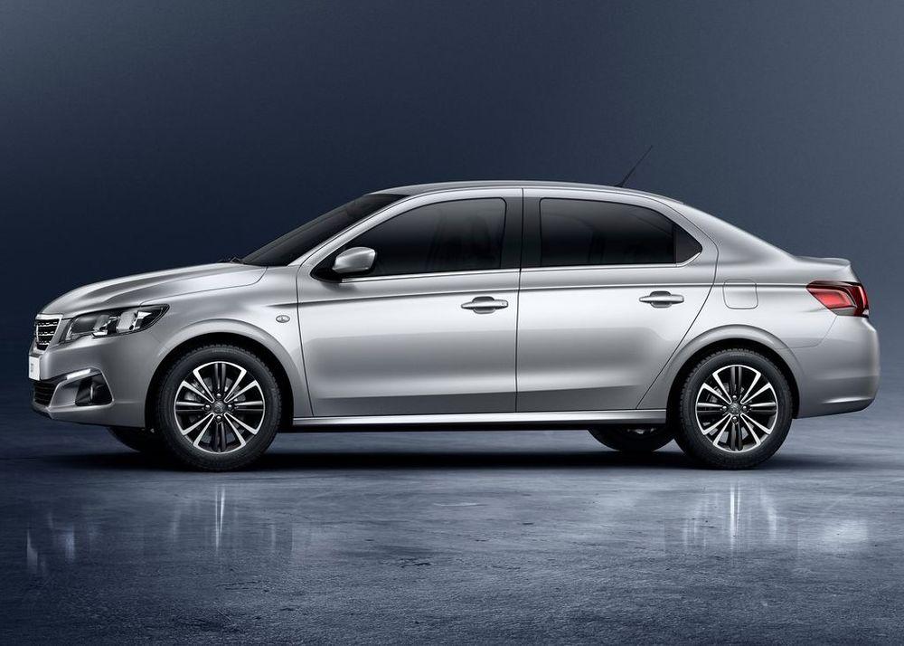 Peugeot 301 2020, Egypt