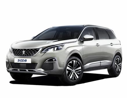 Peugeot 5008 2020, United Arab Emirates