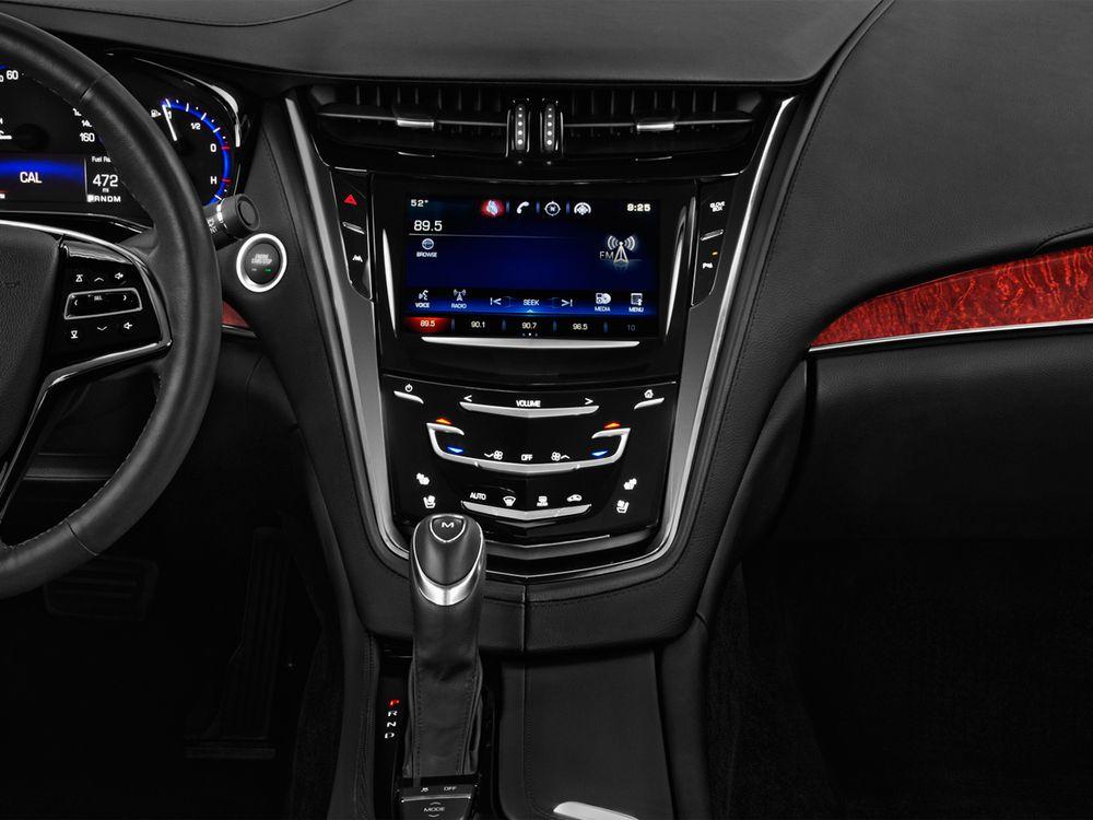 Cadillac CTS 2020, Bahrain
