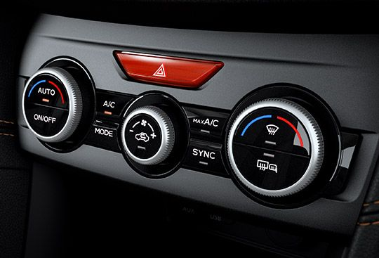 Subaru XV 2020, United Arab Emirates