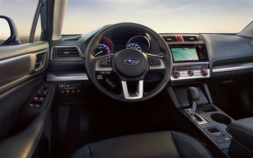 Subaru Legacy 2020, United Arab Emirates