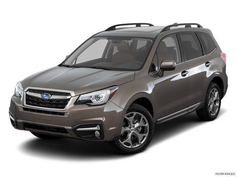 Subaru Forester 2020, Oman