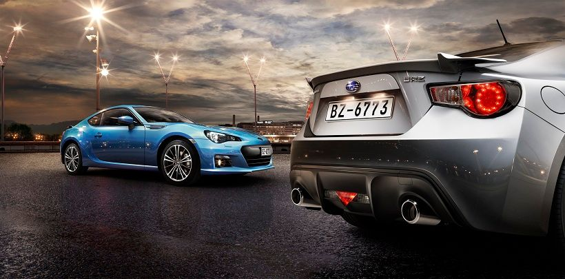 Subaru BRZ 2020, United Arab Emirates