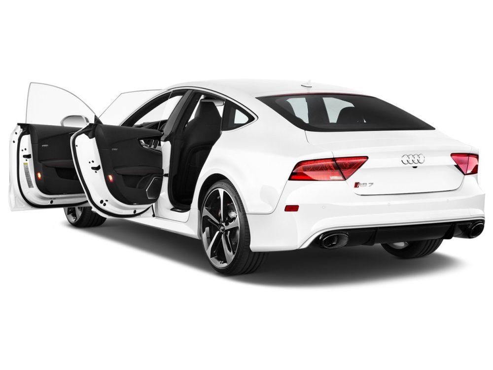 Audi RS7 2020, Oman