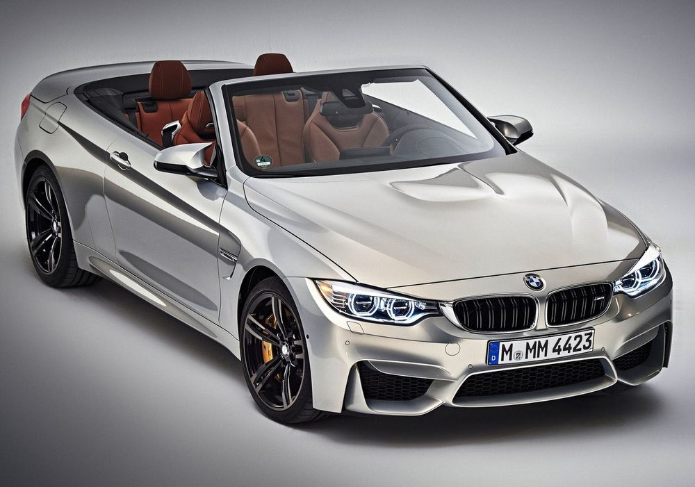BMW M4 Convertible 2020, Saudi Arabia
