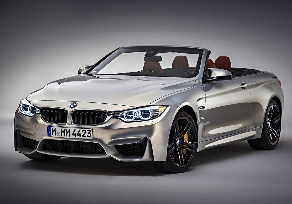 BMW M4 Convertible 2020, Oman
