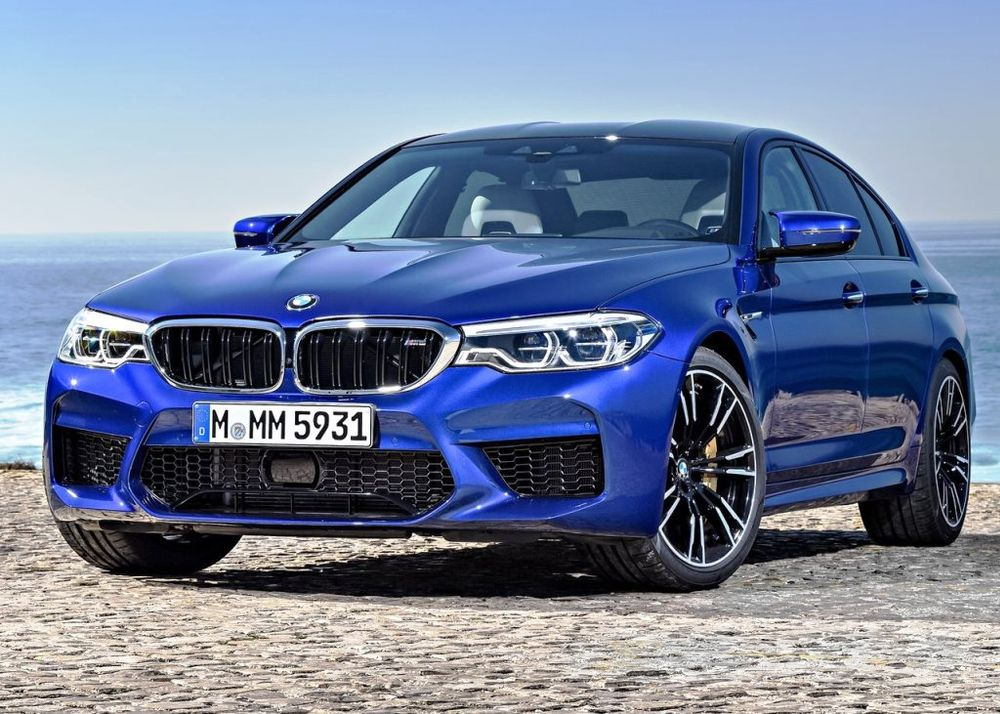 BMW M5 Sedan 2020, Bahrain