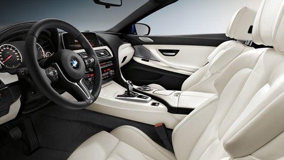 BMW M6 Convertible 2020, Bahrain