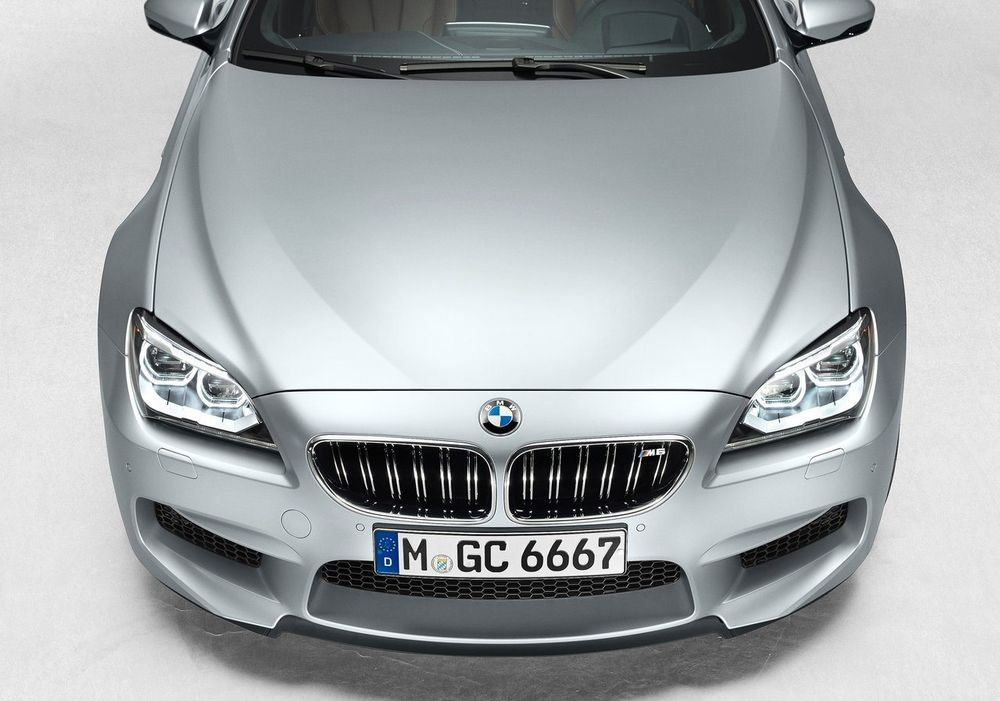 BMW M6 Gran Coupe 2020, Oman