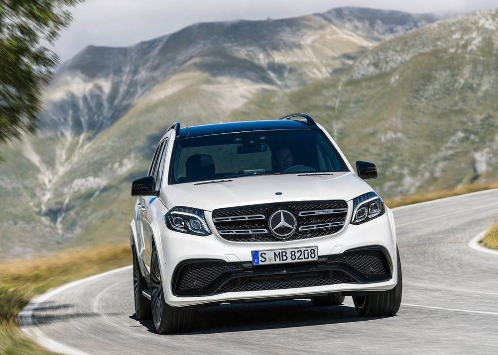Mercedes-Benz GLS 63 AMG 2020, Bahrain