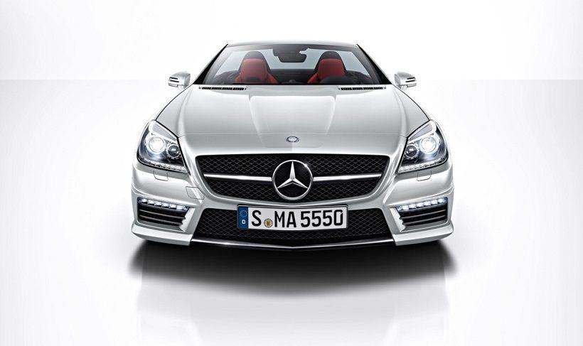 Mercedes-Benz SLK 55 AMG 2020, Oman