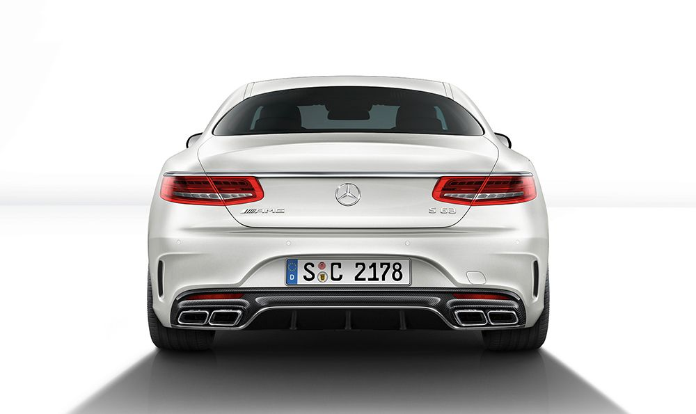 Mercedes-Benz S 63 AMG Coupe 2020, Bahrain