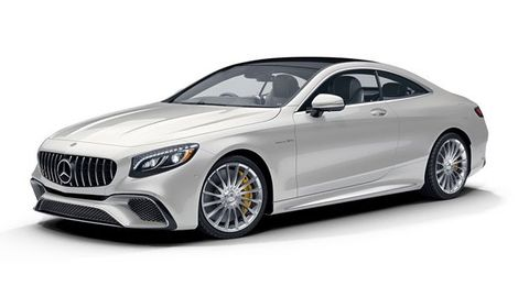 Mercedes-Benz S 65 AMG Coupe 2020, Qatar