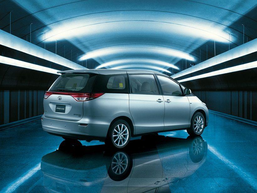 Toyota Previa 2020, Kuwait