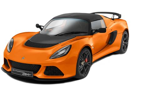 Lotus Exige 2020, Qatar