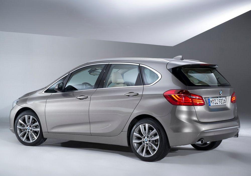 BMW 2 Series Active Tourer 2020, Egypt