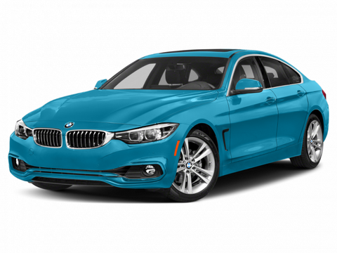 BMW 4 Series Gran Coupe 2020, Saudi Arabia