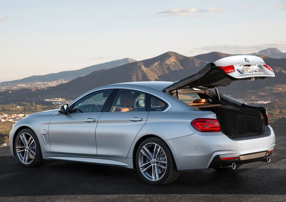 BMW 4 Series Gran Coupe 2020, Qatar