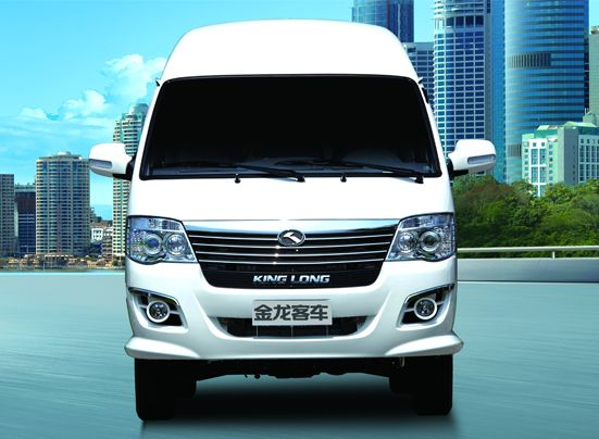 King Long Standard Body Passenger Van 2020, Kuwait