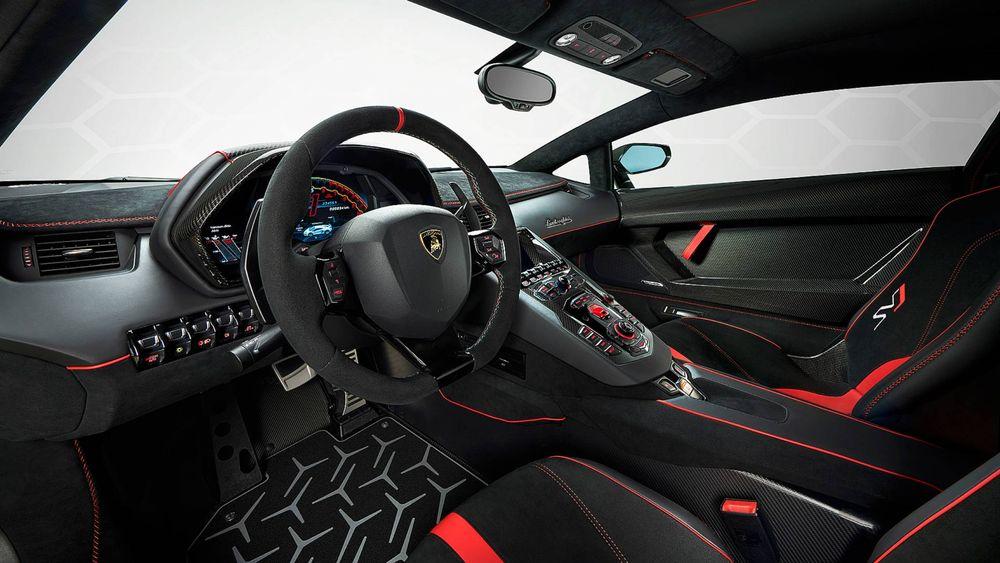 Lamborghini Aventador SVJ 2020, Saudi Arabia