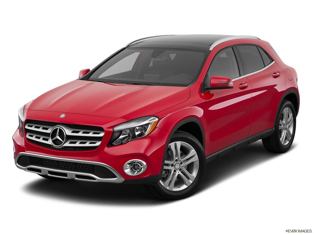 Mercedes-Benz GLA 2020, United Arab Emirates
