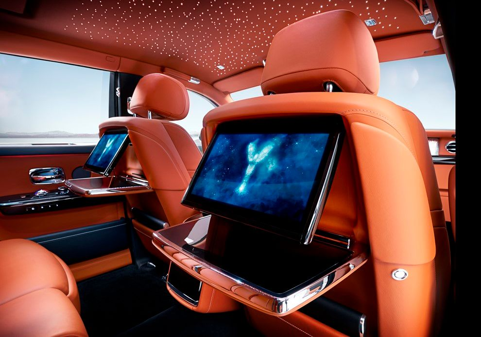 Rolls Royce Phantom 2020, Saudi Arabia