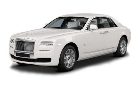 Rolls Royce Ghost 2020, Saudi Arabia