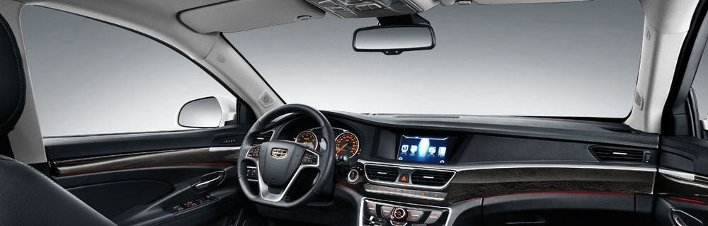 Geely Emgrand GT 2020, United Arab Emirates