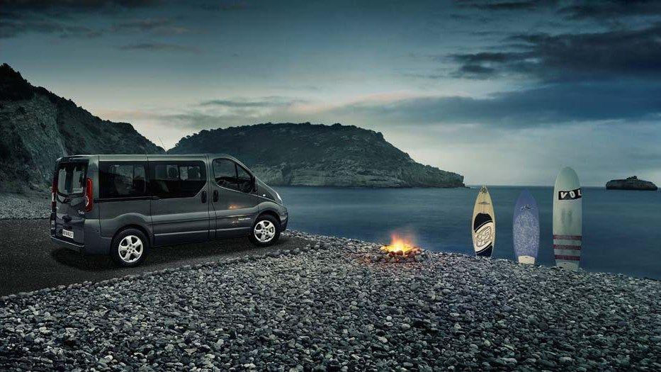 Renault Trafic 2020, Oman
