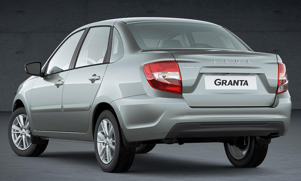 Lada Granta Sedan 2020, Egypt