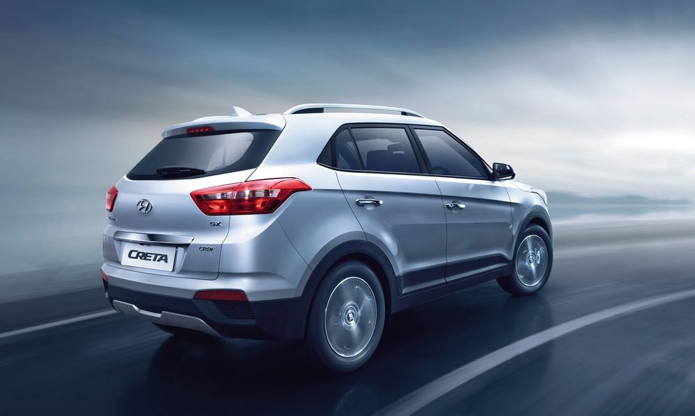 Hyundai Creta 2020, United Arab Emirates