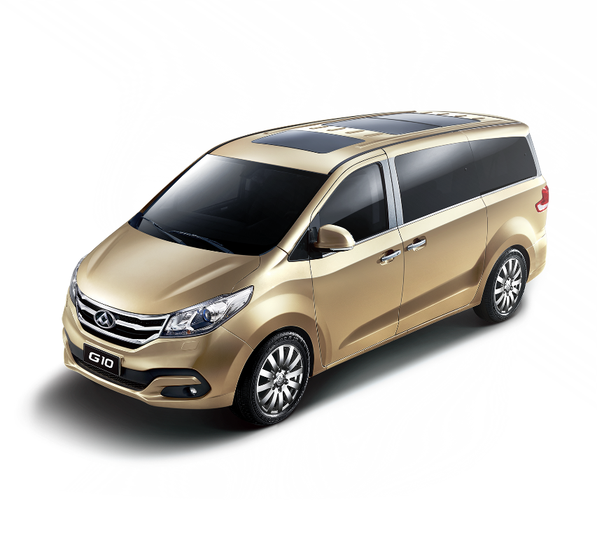 Maxus G10 7-Seater 2020, Kuwait