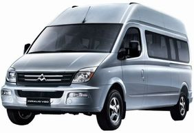 Maxus V80 15-Seater 2020, United Arab Emirates, 2019 pics migration