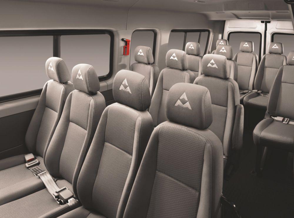 Maxus V80 15-Seater 2020, Oman