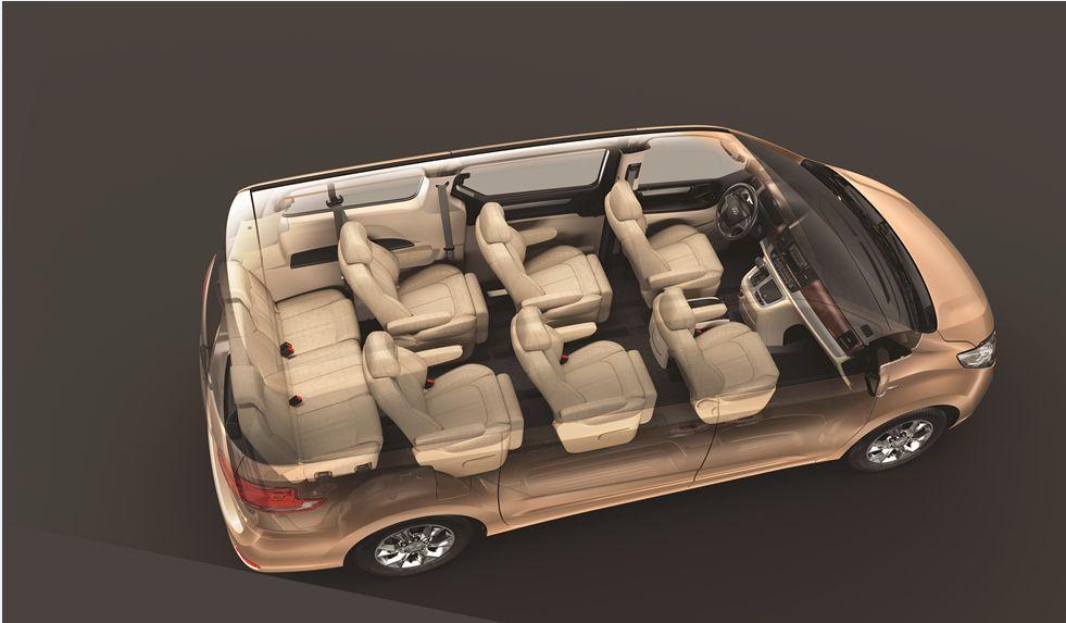 Maxus G10 9-Seater 2020, United Arab Emirates
