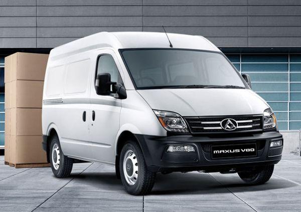 Maxus V80 Cargo Van 2020, Oman
