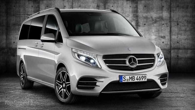 Mercedes-Benz V Class 2020, United Arab Emirates