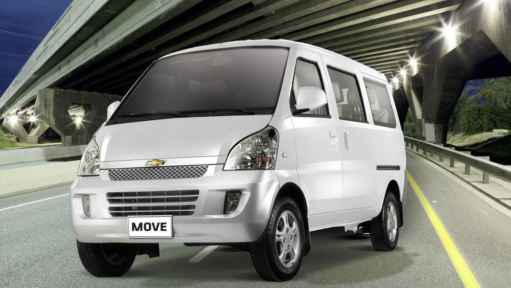 Chevrolet Move 2020, Egypt