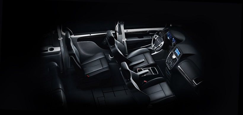 Chrysler Town & Country 2020, Kuwait