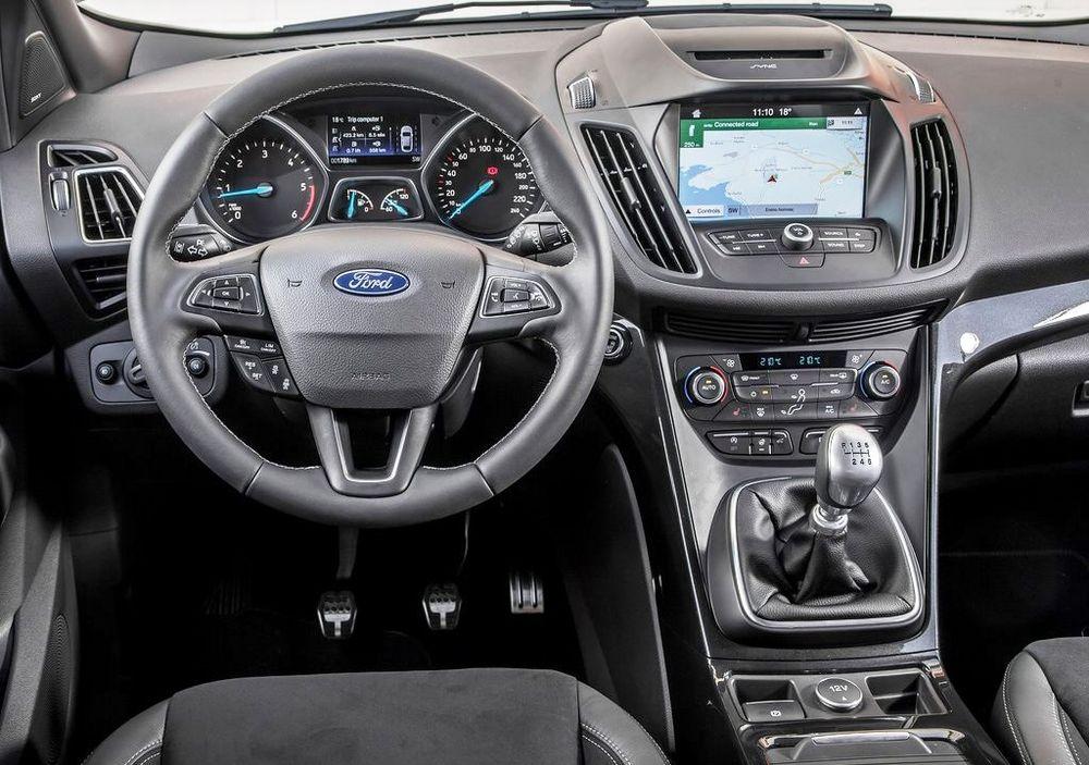 Ford Kuga 2020, Egypt