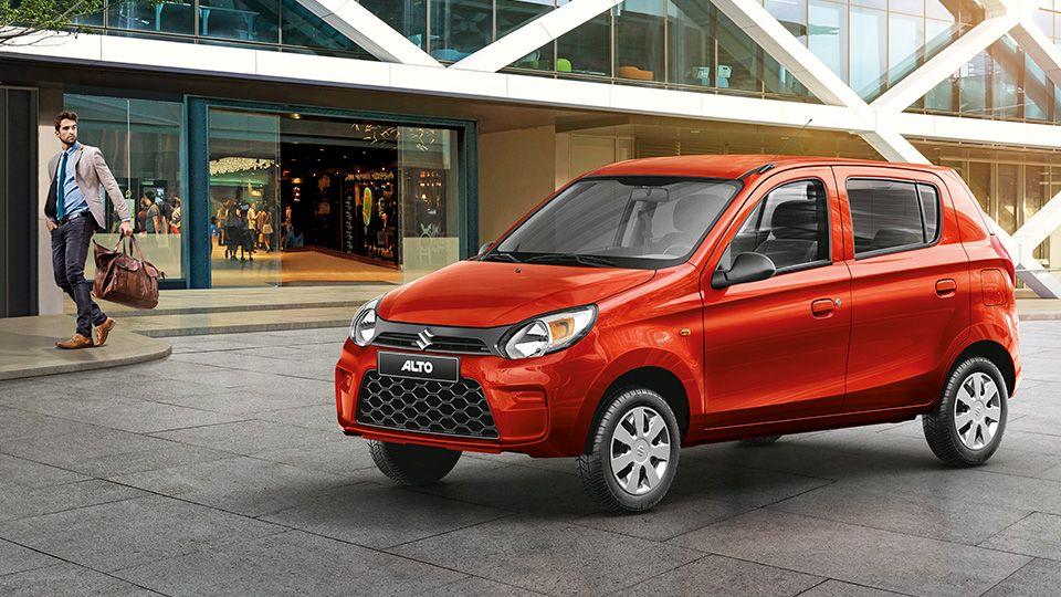 Suzuki Alto 2020, Egypt
