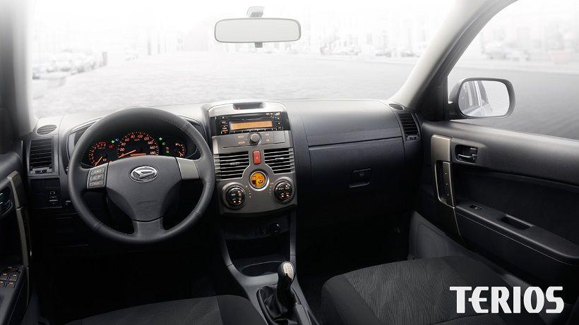 Daihatsu Terios 2020, Egypt