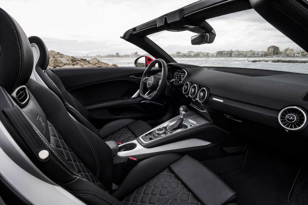 Audi TT Roadster 2020, Bahrain
