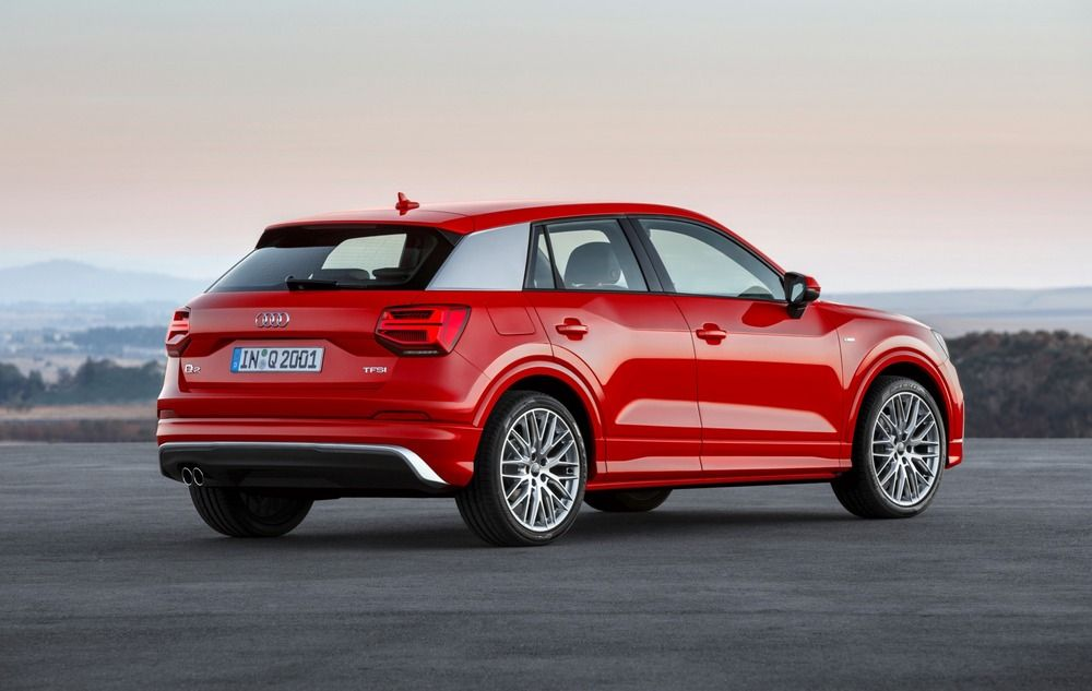 Audi Q2 2020, Qatar