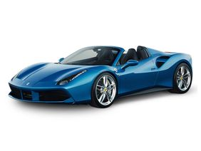Ferrari 488 Spider 2020, United Arab Emirates, 2019 pics migration