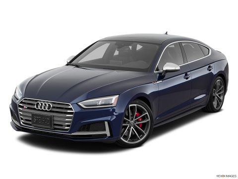 Audi S5 Sportback 2020, Kuwait