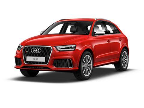 Audi RS Q3 2020, Qatar